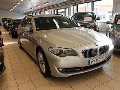 begagnad BMW 525 D xDrive Automat Skinn Xenon