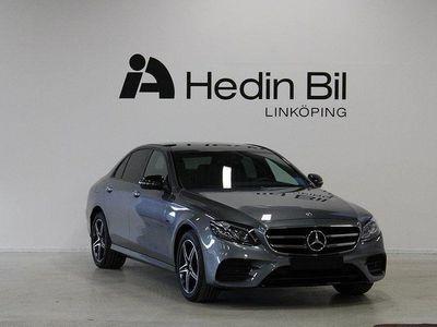 begagnad Mercedes E300 AMG-LINE KEYLESS-GO BU