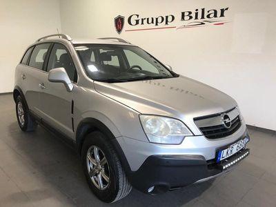 begagnad Opel Antara 2.4 140hk