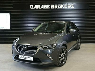 begagnad Mazda CX-3 2.0 SKYACTIV-G / Bose / Drag / Kamera / Euro 6