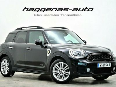begagnad Mini Countryman SE / 224hk / MOMS