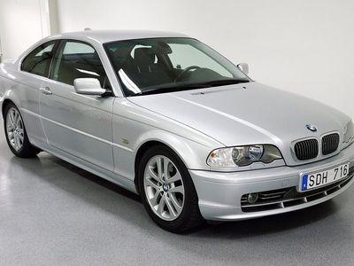 begagnad BMW 330 Ci Coupé Ci 231hk/1 Ägare