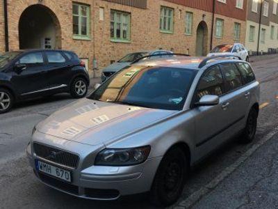 begagnad Volvo V50 + M, nybesiktigad. < 10 000 mil -05