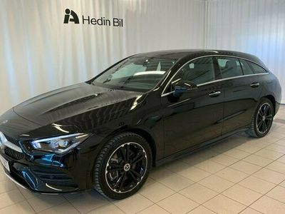 begagnad Mercedes E250 CLA BenzSHOOTING BRAKE AMG PREMIUMPAKET 2020, Sportkupé Pris 466 900 kr