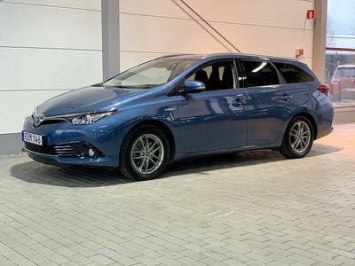 begagnad Toyota Auris 1,8 Hybrid Automat