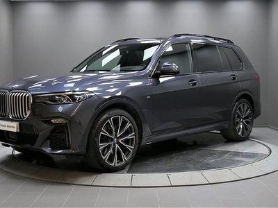 begagnad BMW X7 xDrive30d 1.95%/ M Sport/ Komfortstol/ Bower&Wilkins