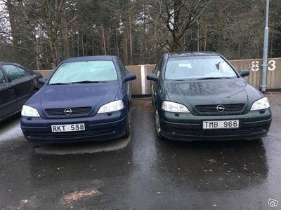 begagnad Opel Astra 1.4 16V nu besikta och skatta -00