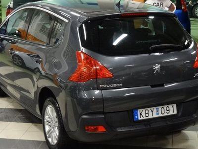 begagnad Peugeot 3008 1,6 Lågmil Sv sådl ACC, Ny besiktad 2010, Halvkombi 69 900 kr
