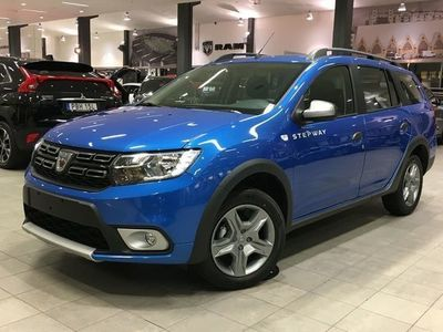begagnad Dacia Logan STEPWAY 0.9 TCE BENSIN