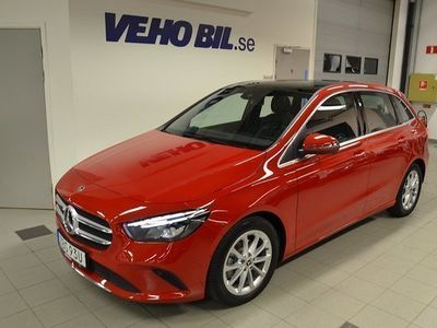 begagnad Mercedes 200 Benz B d Automat Se Edition Panoramataklucka Smartphone Spegelpaket 2019, Personbil 275 000 kr