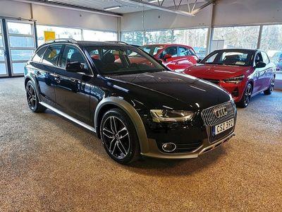 begagnad Audi A4 Allroad Quattro *Drag* RS Replika