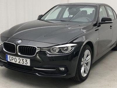 begagnad BMW 318 d Sedan Sedan, F30 (150hk)