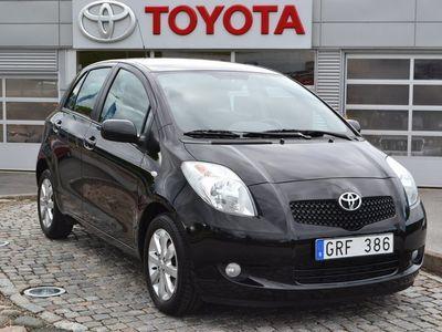 begagnad Toyota Yaris 5-dörrar 1.3 VVT-i 87hk AC