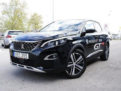 begagnad Peugeot 3008 GT BlueHDi 180hk Aut8 Premium Business (V-hjul 18