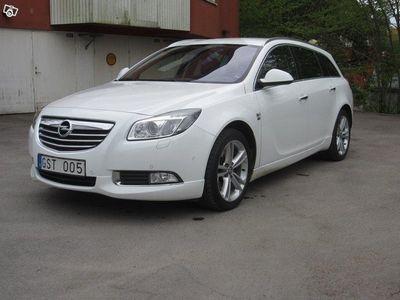 begagnad Opel Insignia 4x4 diesel aut, K -13