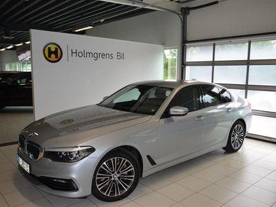 begagnad BMW 530 i xDrive Sedan Connected / Sportline