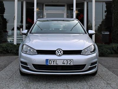 second-hand VW Golf 5-dörrar 1.6 TDI 4Motion Styl -14