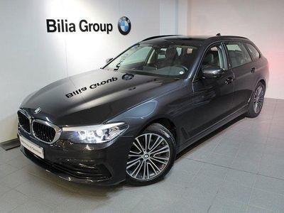 begagnad BMW 520 d xDrive Touring Aut Sport Line Winte