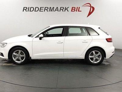 begagnad Audi A3 Sportback 1.5 TFSI 150hk LÅGA MIL