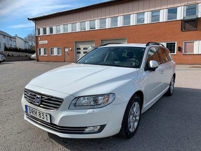 begagnad Volvo V70 D4 181hk Momentum VOC Drag Euro 6