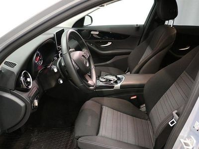 begagnad Mercedes C220 BlueTec Kombi Automat -15