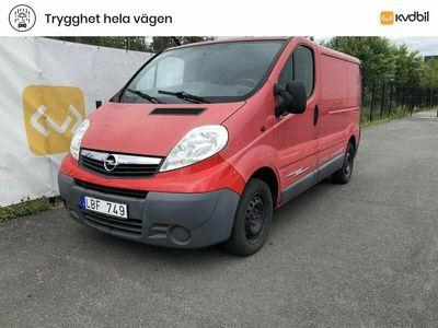 begagnad Opel Vivaro 2.0 CDTI