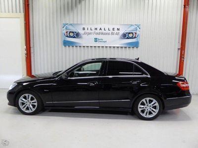 begagnad Mercedes E350 CDI 265 HK AUT 4-MATIC 139000KR