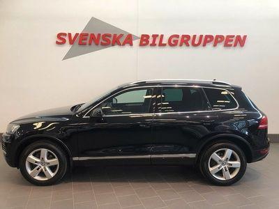 begagnad VW Touareg 3.0 TDI 4M Aut Premium Drag Läder