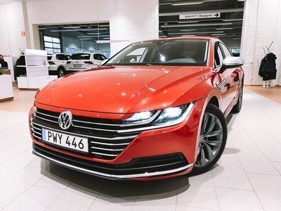 begagnad VW Arteon 2,0TDI DSG7