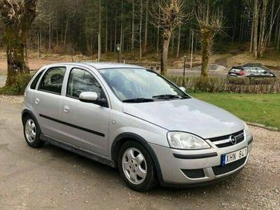 begagnad Opel Corsa 5D 1.2 LIMITE