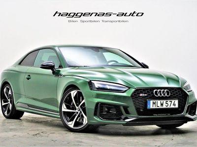 begagnad Audi RS5 Coupé / SE SPEC / LÅGA SKATTEN