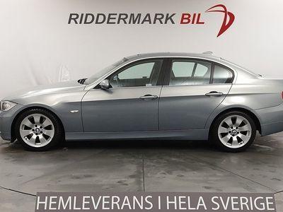 begagnad BMW 330 i Sedan Comfort Dynamic Taklucka Navi Nyservad 258hk