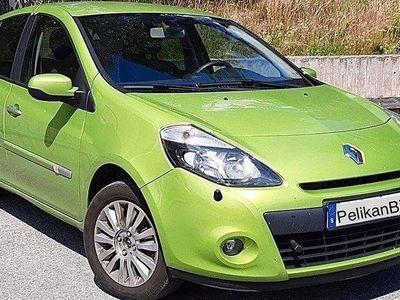 begagnad Renault Clio Halvkombi 1.2 E85 75hk - SÅLD