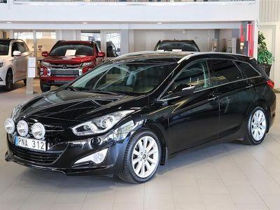 begagnad Hyundai i40 (pris Med Reserv