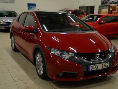 gebraucht Honda Civic 1.8 i-VTEC EXECUTIVE 142hk