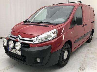 begagnad Citroën Jumpy Van III 2.0 HDI Skåp (128hk)