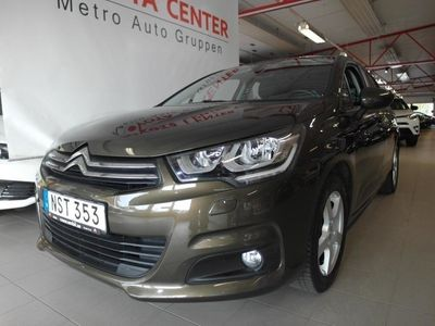 begagnad Citroën C4 PURETECH