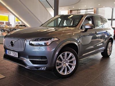 begagnad Volvo XC90 D5 AWD Inscription 7-säten