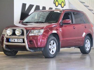 begagnad Suzuki Grand Vitara 1.9 DDiS 4WD 129hk