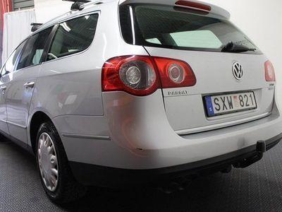 begagnad VW Passat 2.0 TDI Variant 4-Motion (140hk)