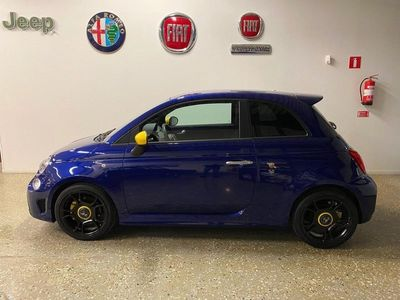 begagnad Fiat 500 Abarth AbarthPista 1.4 165hk