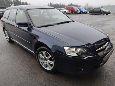 begagnad Subaru Legacy 2.0R 165hk manuell