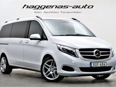 begagnad Mercedes V250 190hk / Automat / Avantgarde