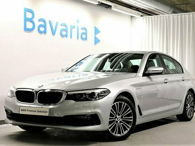 begagnad BMW 530 e xDrive iPerformance Sedan Model Sport HIFi Nypris: 616.000:-
