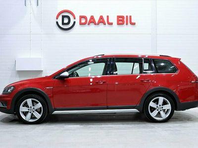 begagnad VW Golf Alltrack VW 2.0 184HK 4MOTION DRAG KAMERA SERV
