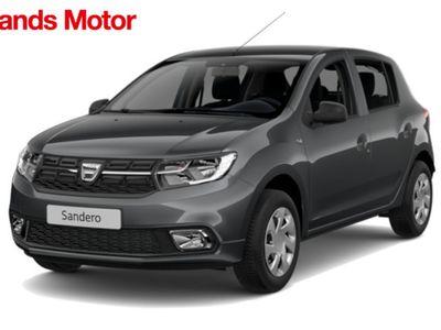 begagnad Dacia Sandero PhII TCe 90 Family Edition, Privatleasing 1675 kr/mån