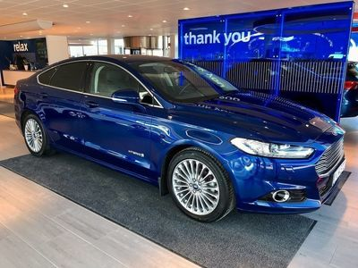 begagnad Ford Mondeo Hybrid 2.0 HEV (187hp) Business -Aut 4dr