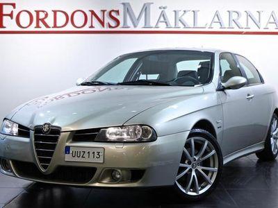 begagnad Alfa Romeo 156 2,0 JTS 165HK KAMREMSBYTT