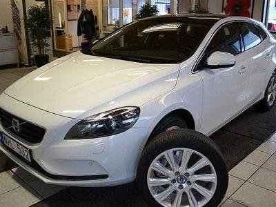 begagnad Volvo V40 D4 Summum Aut /Mkt Fint Utr/
