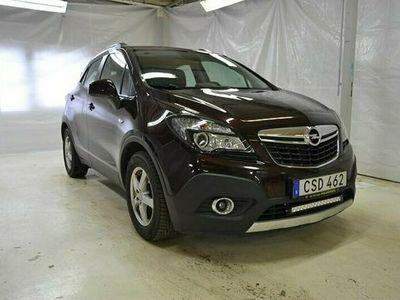begagnad Opel Mokka 1.4 Turbo ECOTEC 140hk